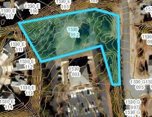 FOR SALE – Commercial Lot 0.8 Acres 119 Colony Center Dr. Woodstock, GA 30188